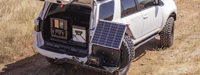 Camp Electronics and Solar