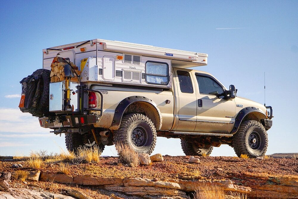 Overland Rig Accessories