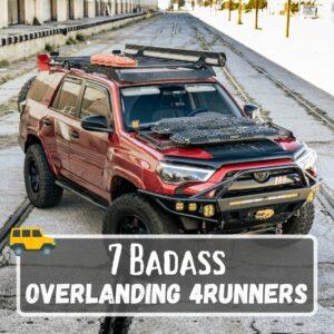 Overland 4Runners