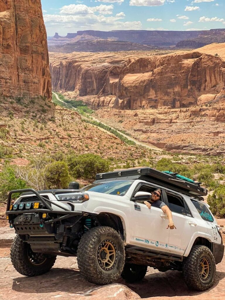 t4r_canyoncrawler Overland 4Runner Build