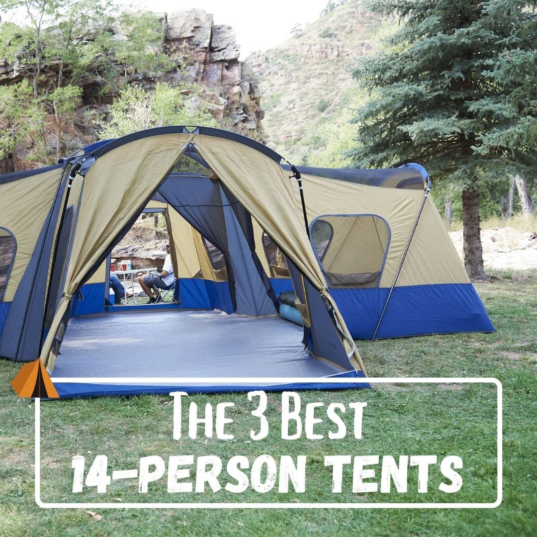 Best 14-Person Tent