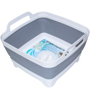 Collapsible Dish Basin