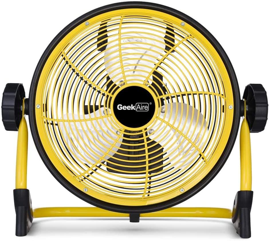 Geek Aire Rechargeable Outdoor Fan