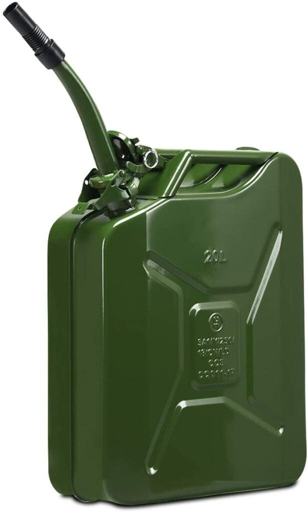 Goplus 20-Liter NATO Jerry Can