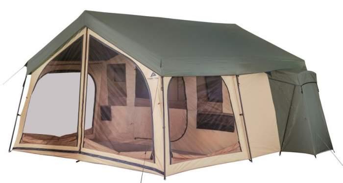 Ozark Trail Spring Lodge Cabin 14-Person Tent