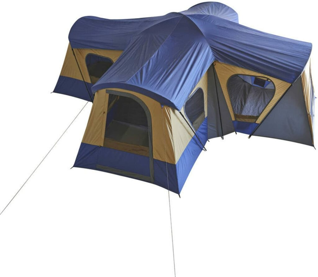 Fortunershop Family Cabin 14-Person Tent